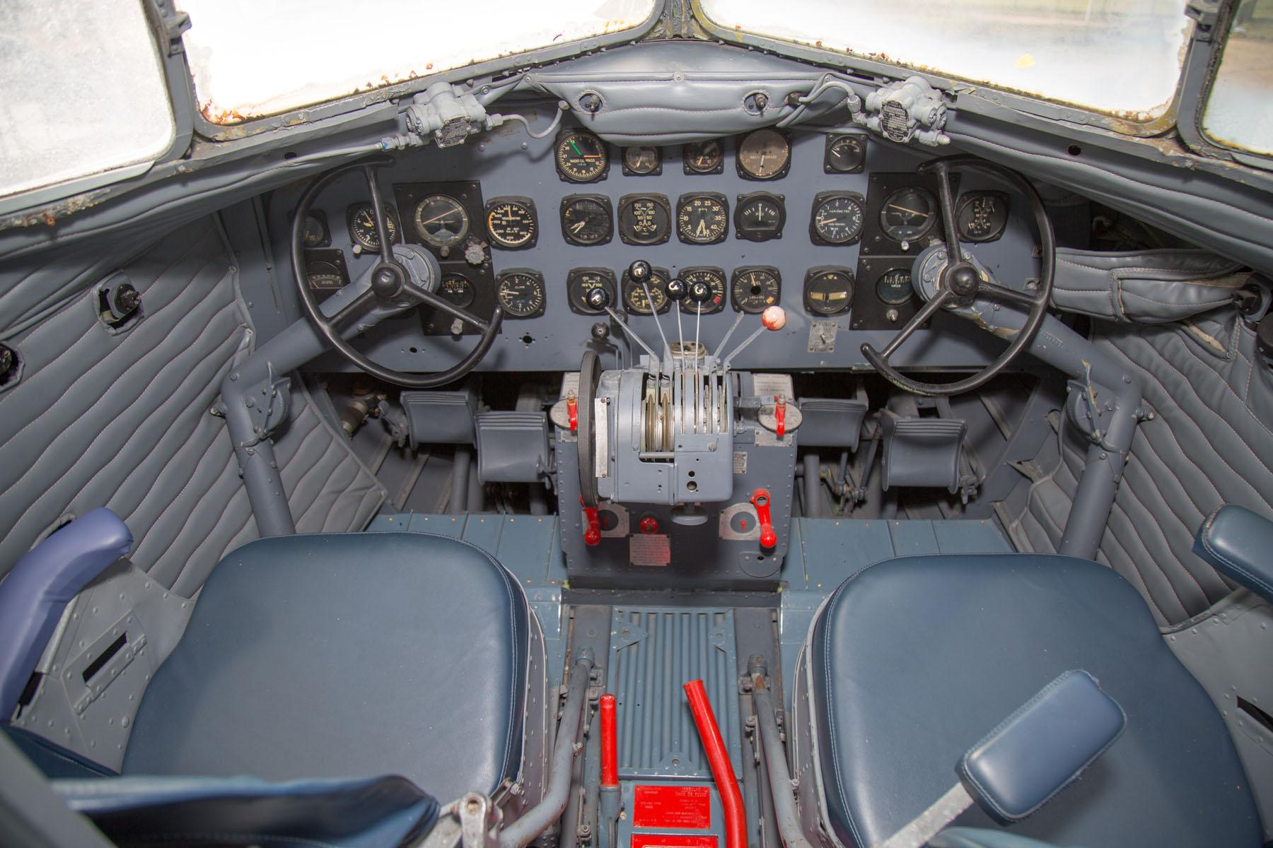 DC-3 da Varig restaurado - 3