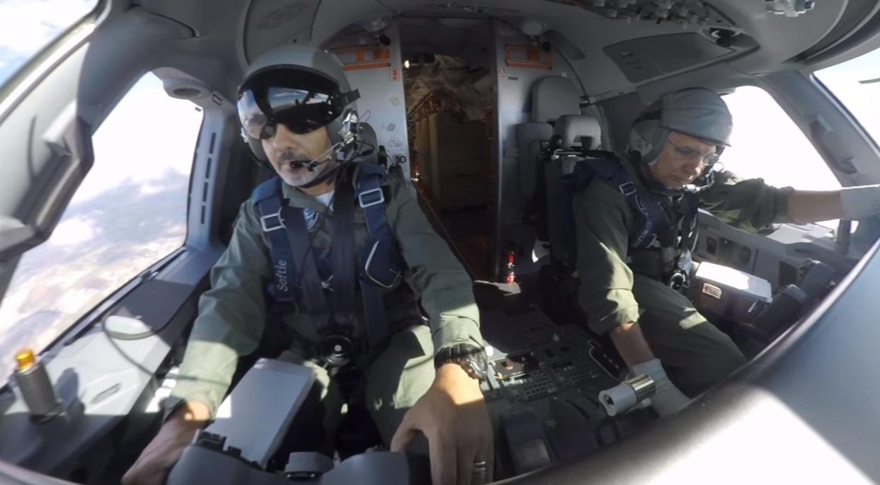 E-190 E2 - cena 2 video primeiro voo - Embraer