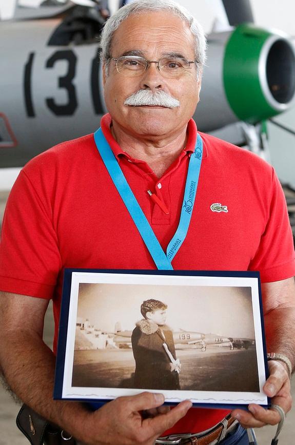 F-84G entregue ao Museu do Ar - foto 4 Forca Aerea Portuguesa