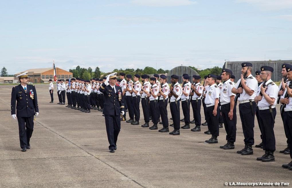 Fechamento Base Aerea de Dijon - foto 2 Forca Aerea Francesa