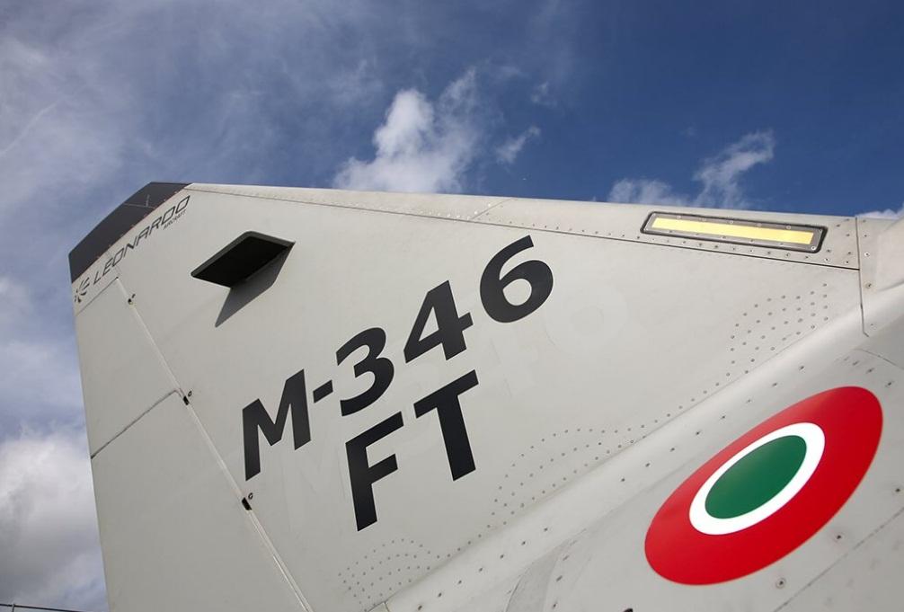 M-346FT - foto 3 Leonardo Finmeccanica