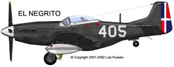 P-51D El Negrito