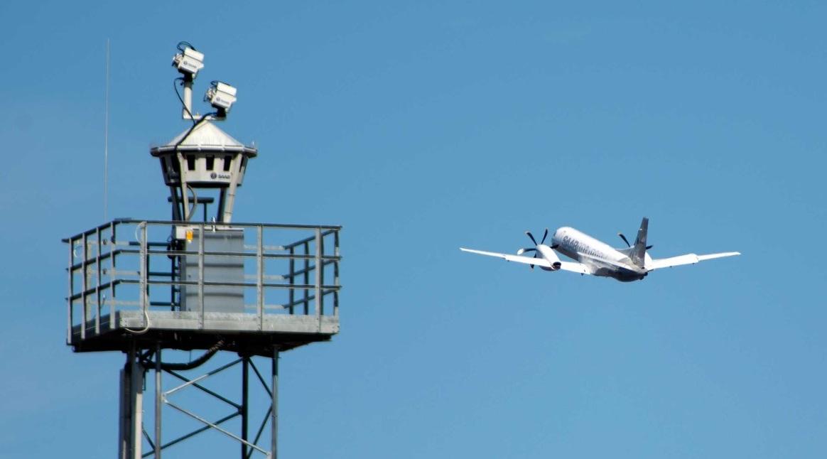 Remote Tower - imagem Saab