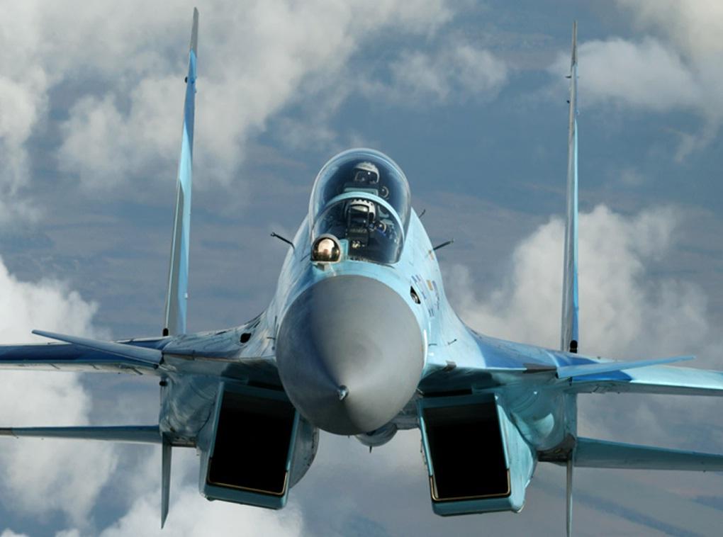 Su-30 foto Sukhoi