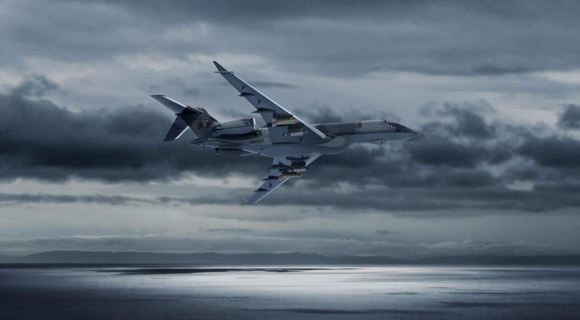 Swordfish - imagem Saab