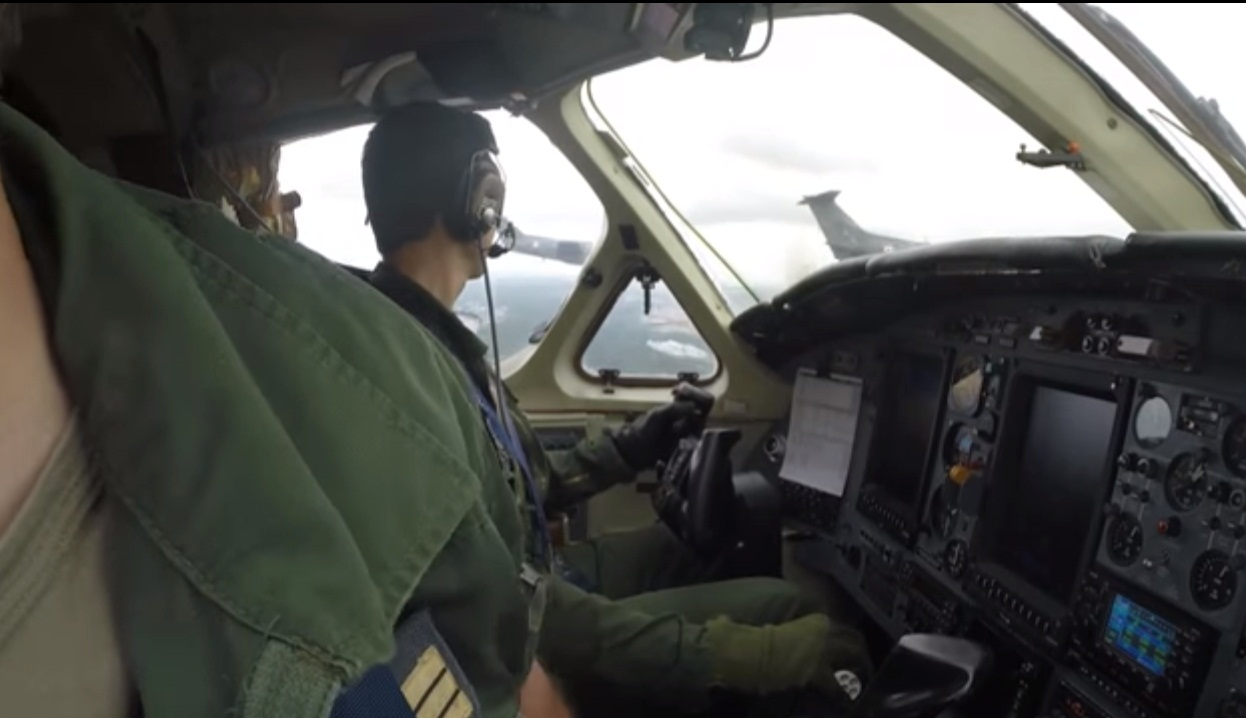 Xingu da Forca Aerea Francesa em treino para 14 de julho - foto 2 Min Def Franca
