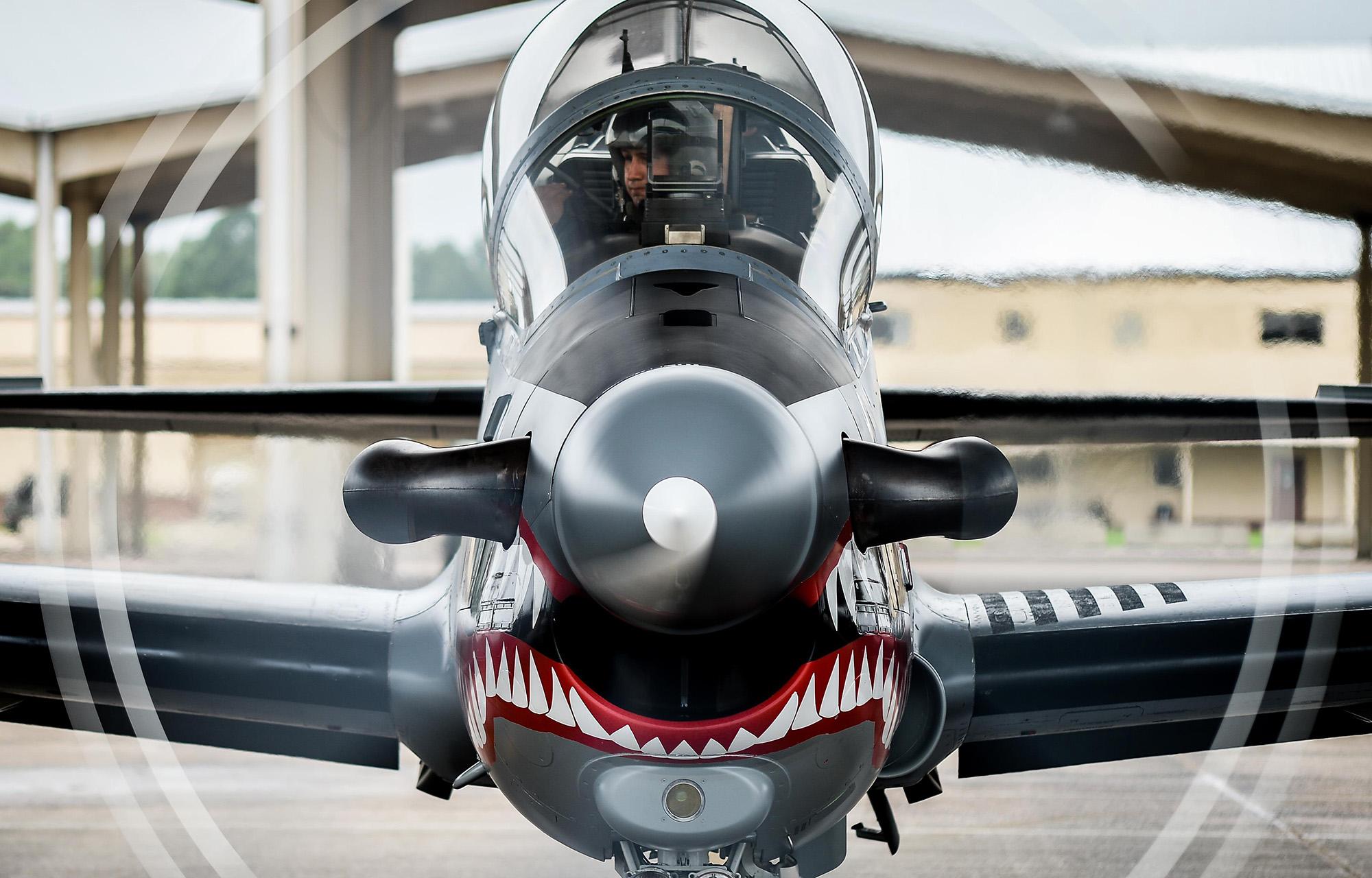 Green Flag East USAF / COLAF