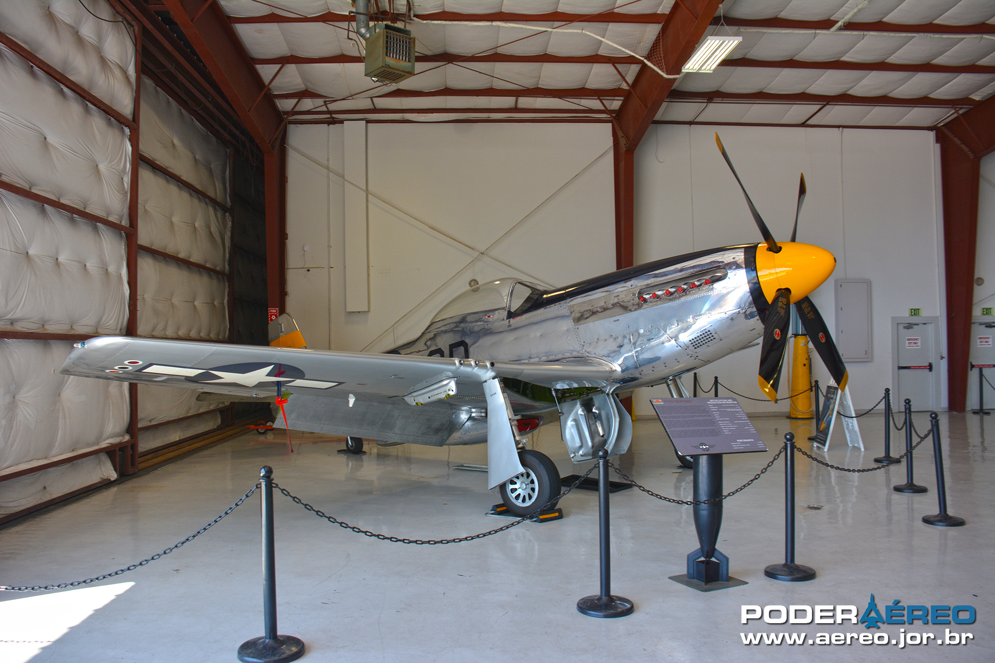 Cavanaugh Flight Museum - 19