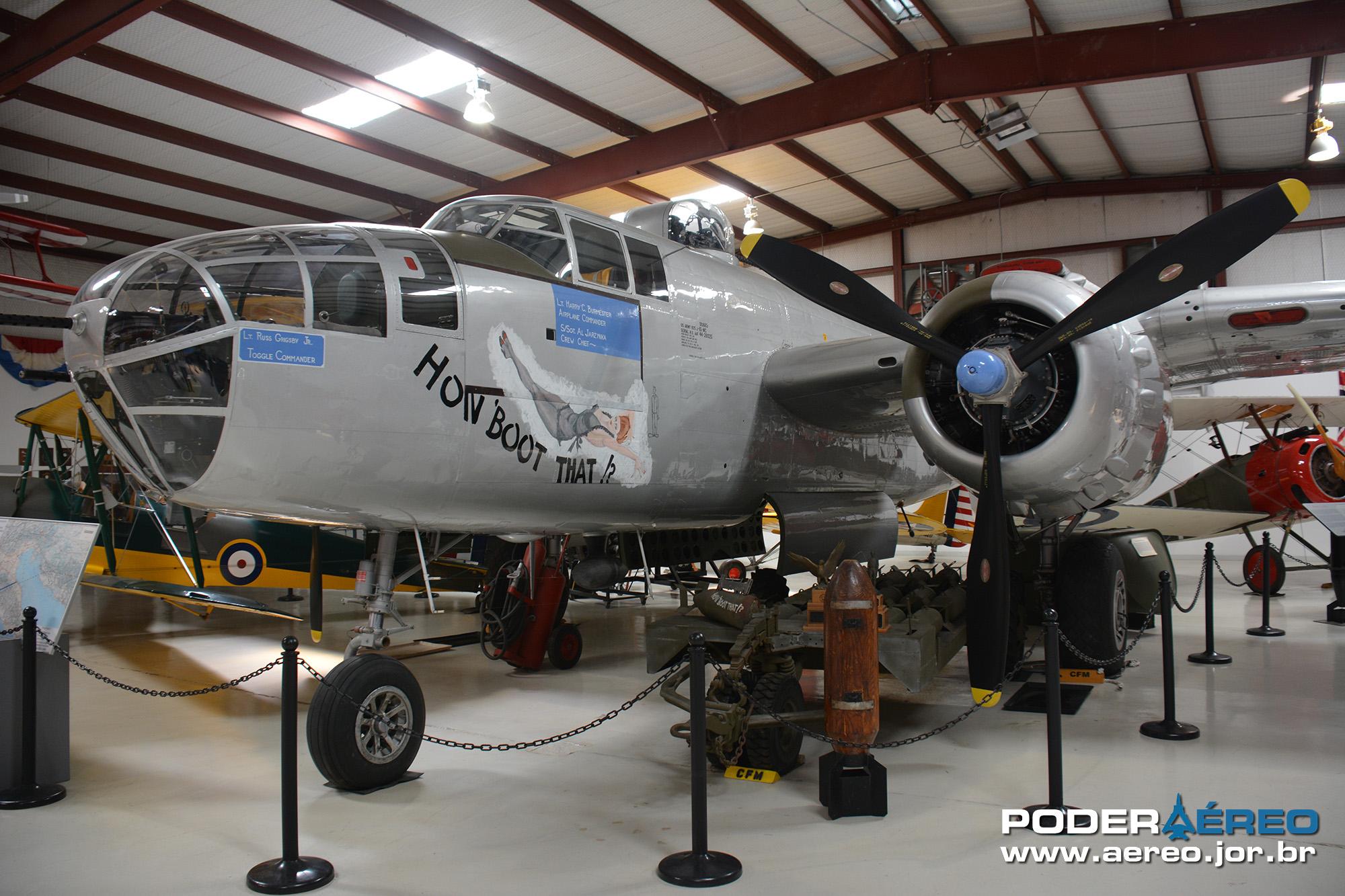 Cavanaugh Flight Museum - 2