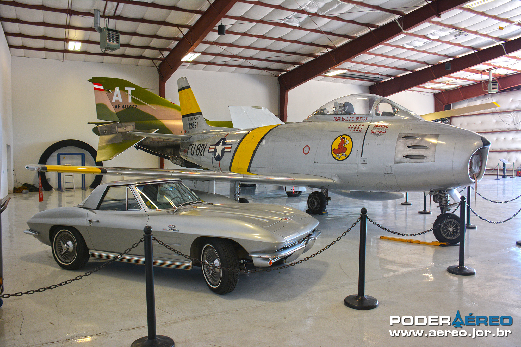 Cavanaugh Flight Museum - 23