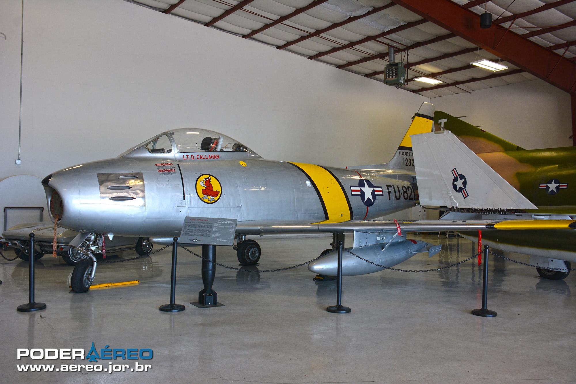Cavanaugh Flight Museum - 24