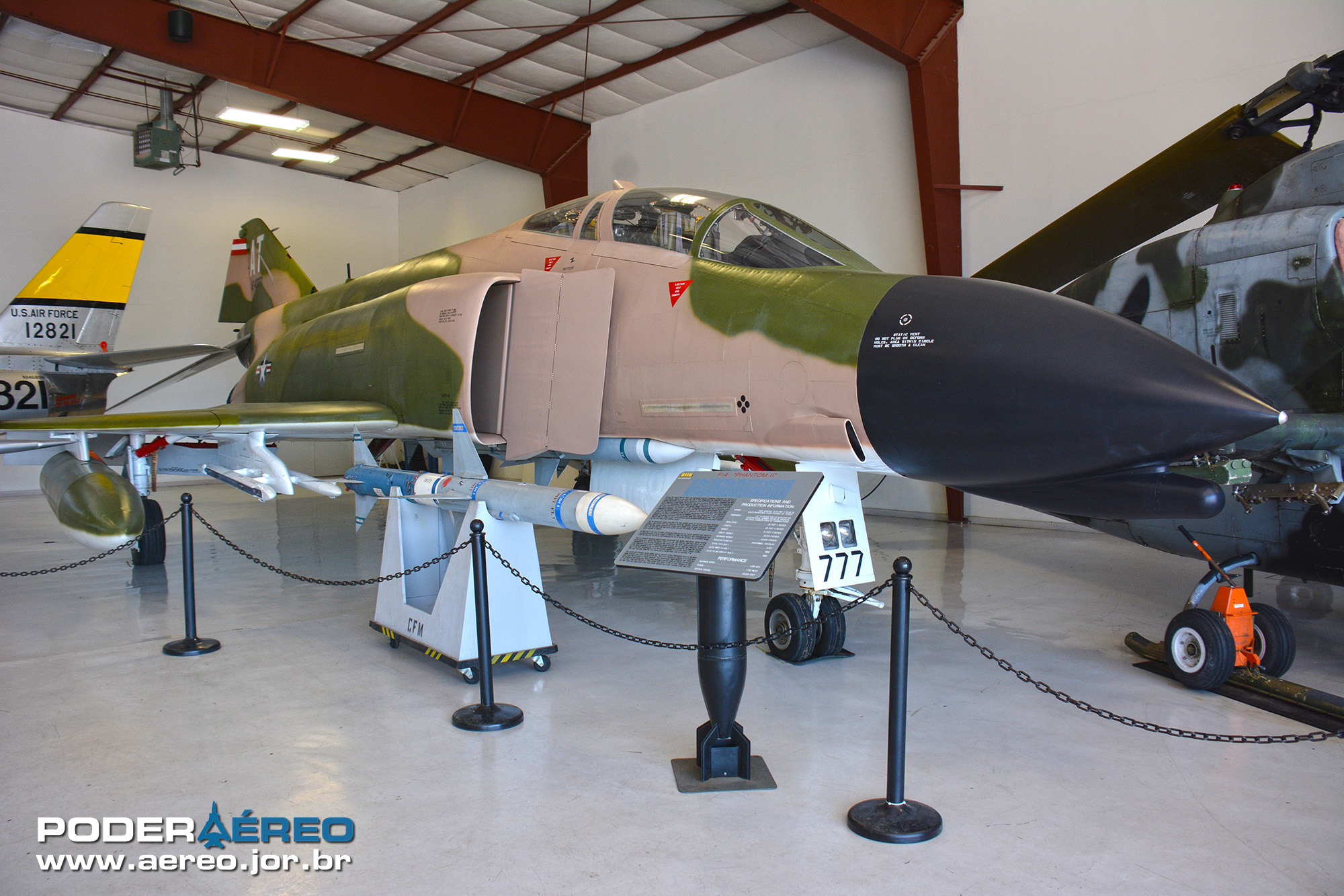 Cavanaugh Flight Museum - 25