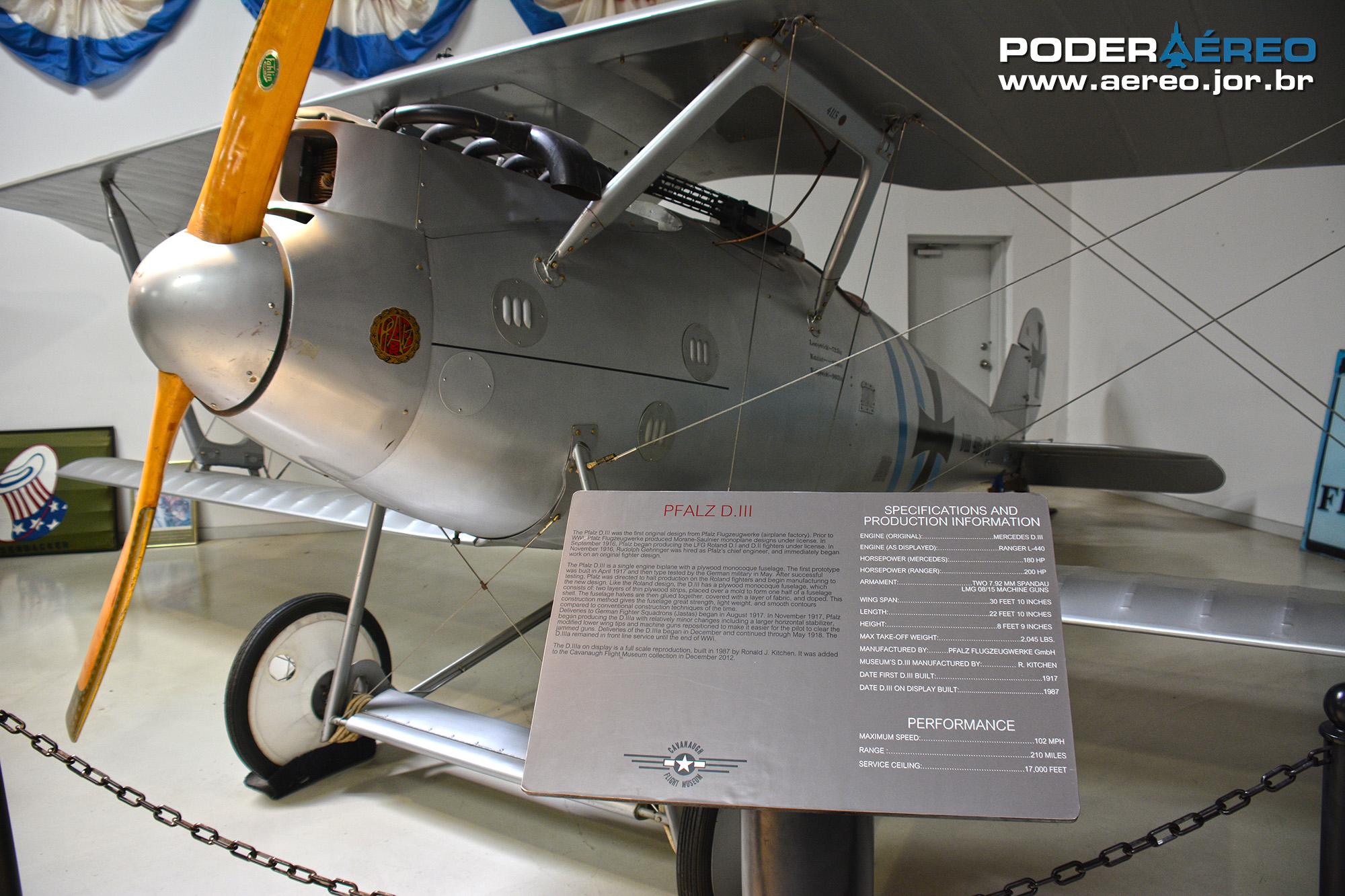 Cavanaugh Flight Museum - 3