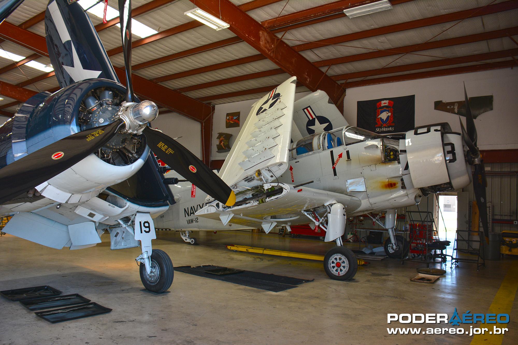 Cavanaugh Flight Museum - 31