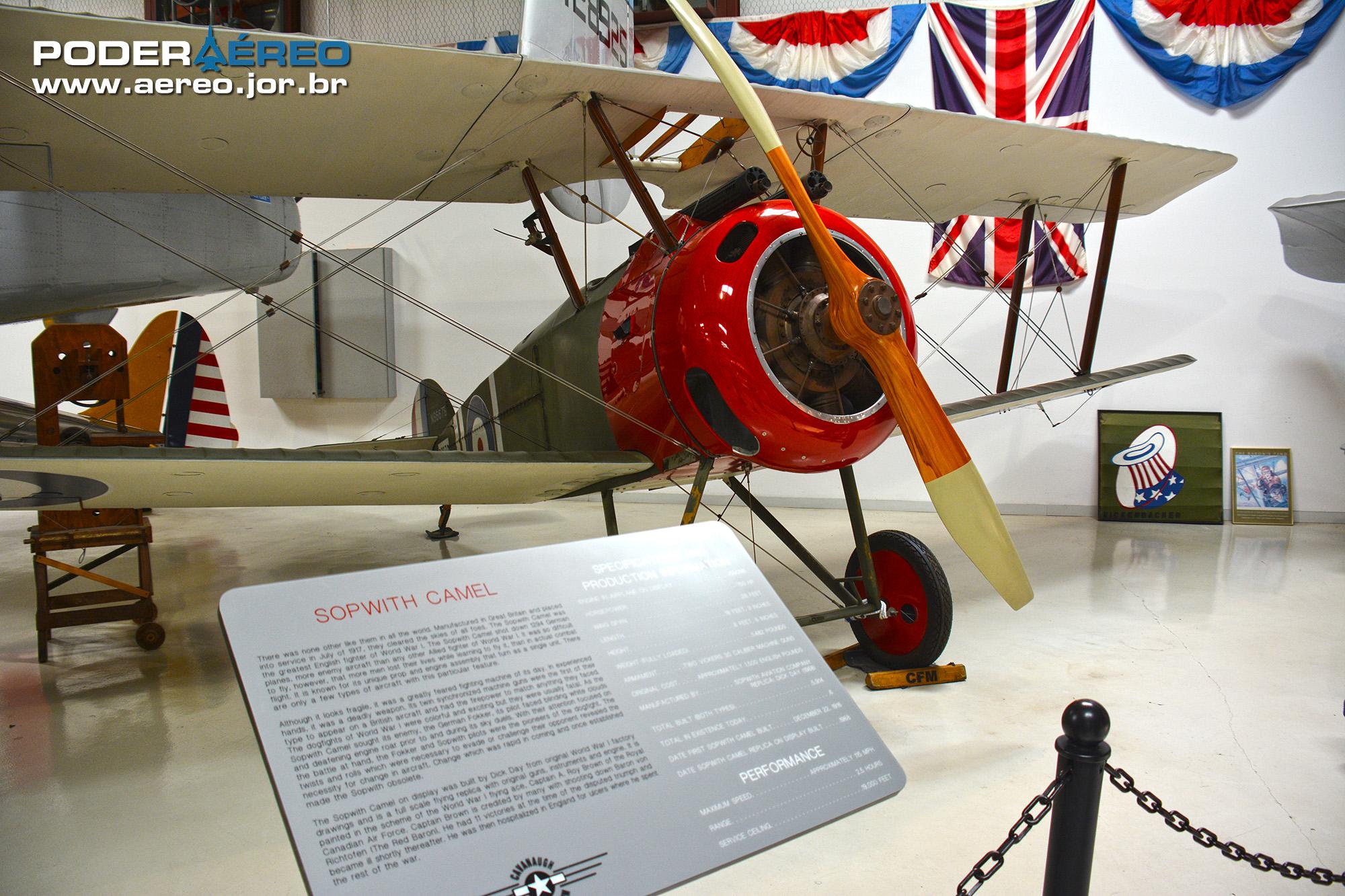 Cavanaugh Flight Museum - 4