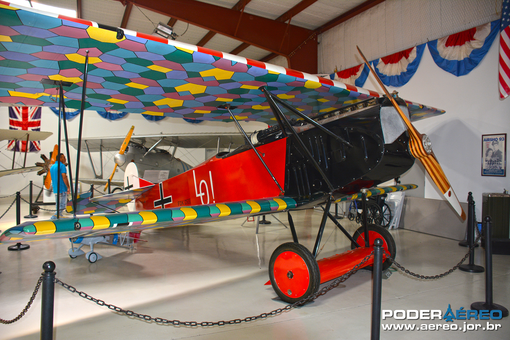 Cavanaugh Flight Museum - 8