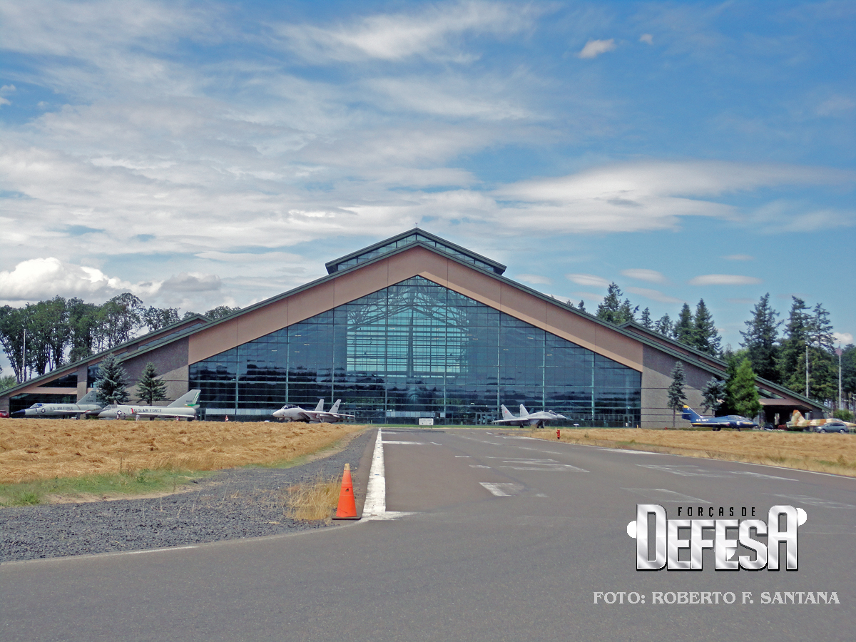 Evergreen Aviation Space Museum 1