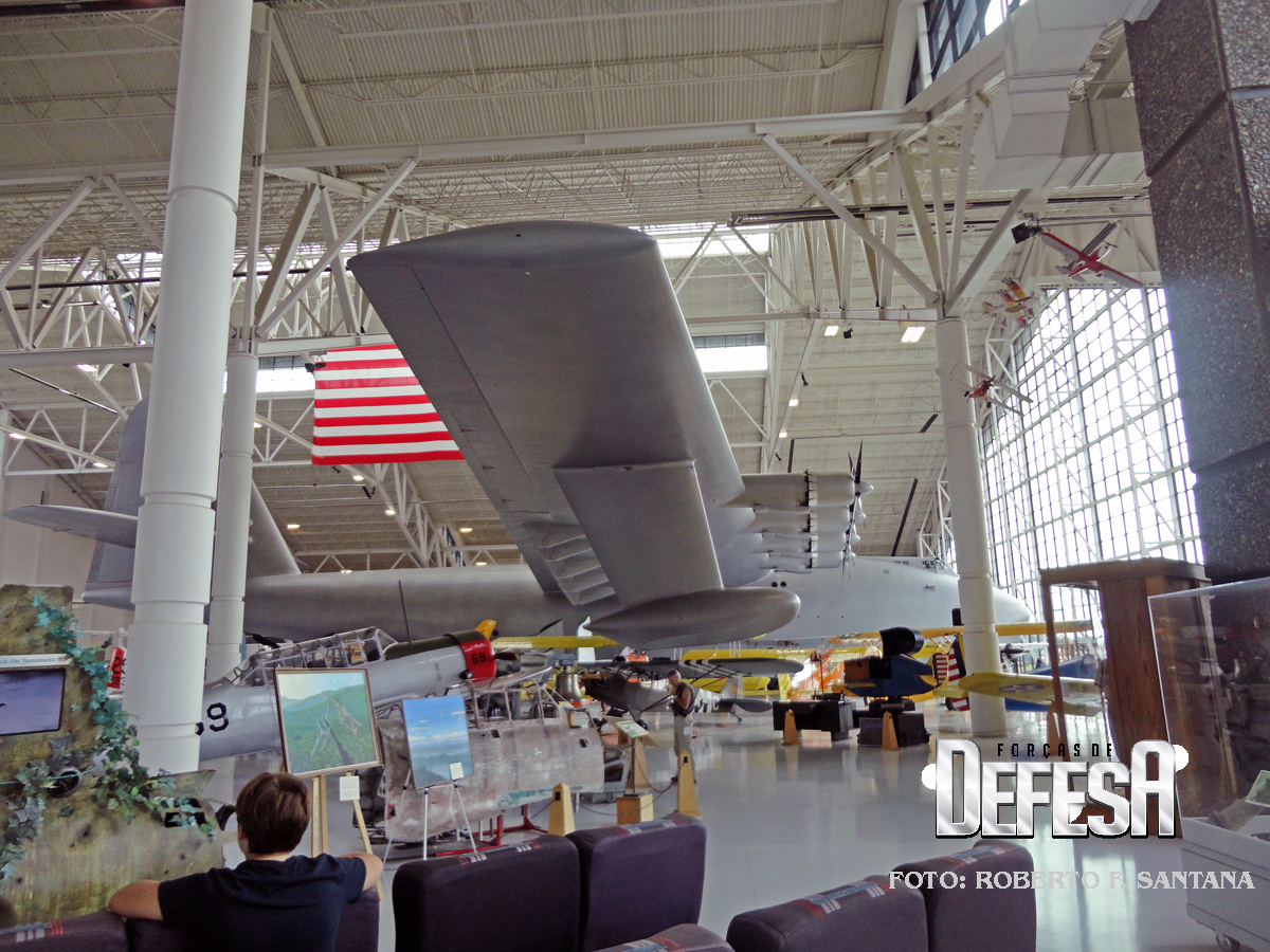 Evergreen Aviation Space Museum 10