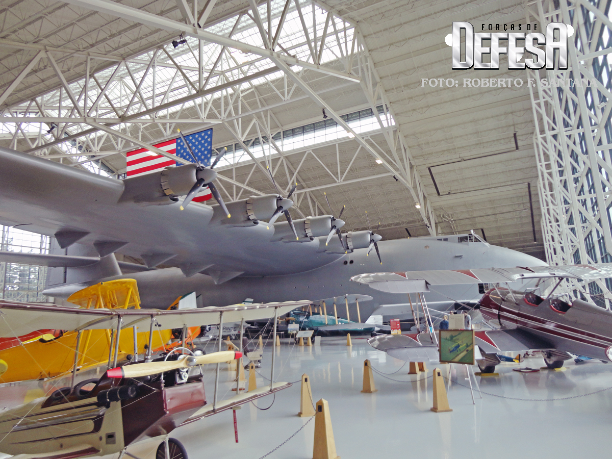 Evergreen Aviation Space Museum 11