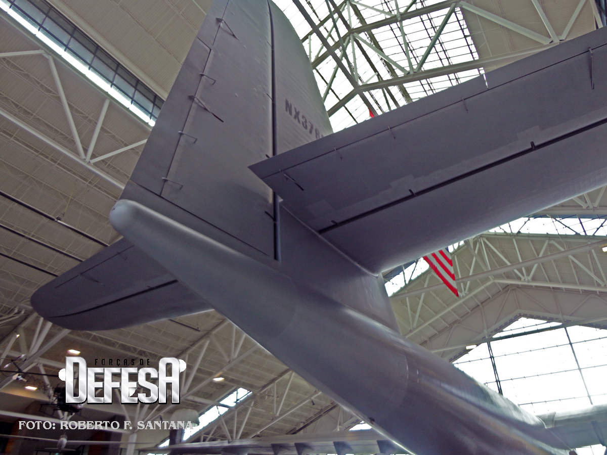 Evergreen Aviation Space Museum 13