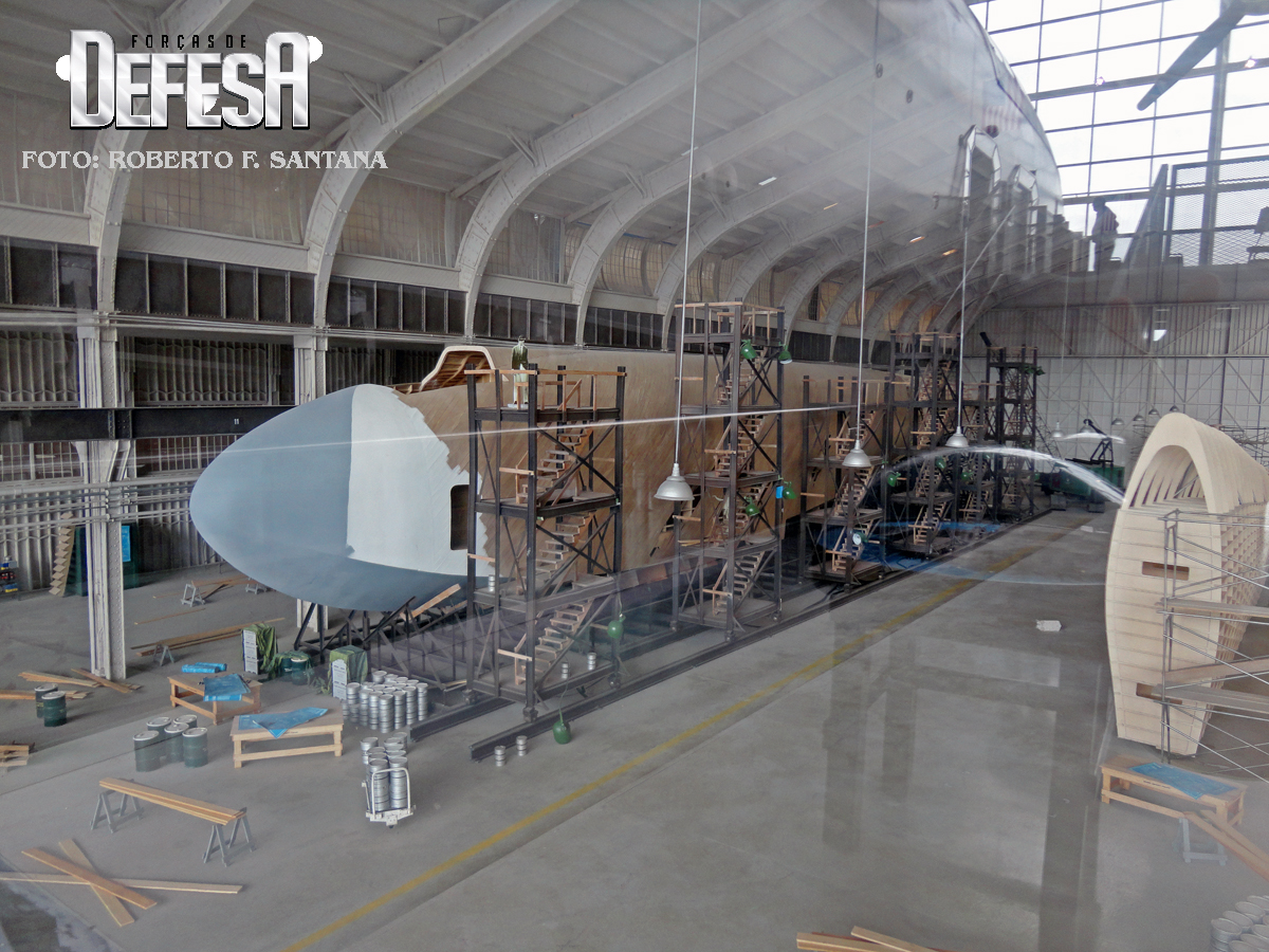 Evergreen Aviation Space Museum 14