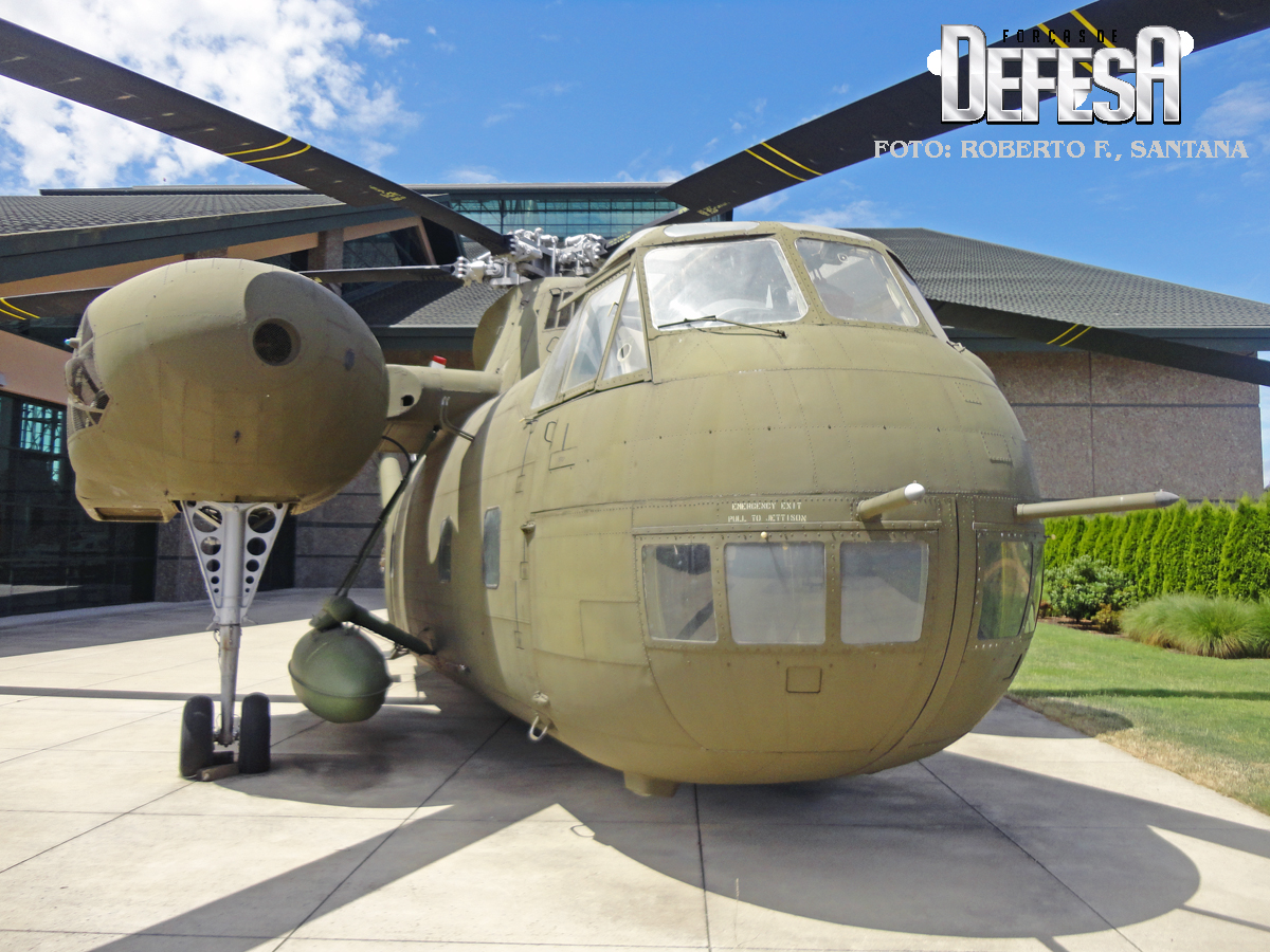 Evergreen Aviation Space Museum 20