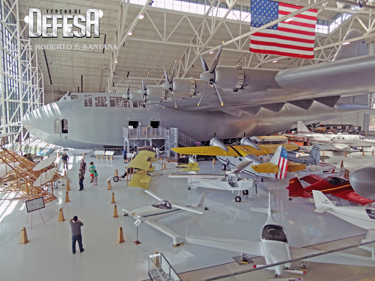 Evergreen Aviation Space Museum 4