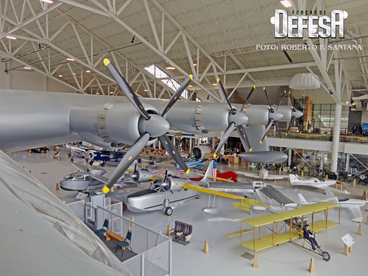 Evergreen Aviation Space Museum 5