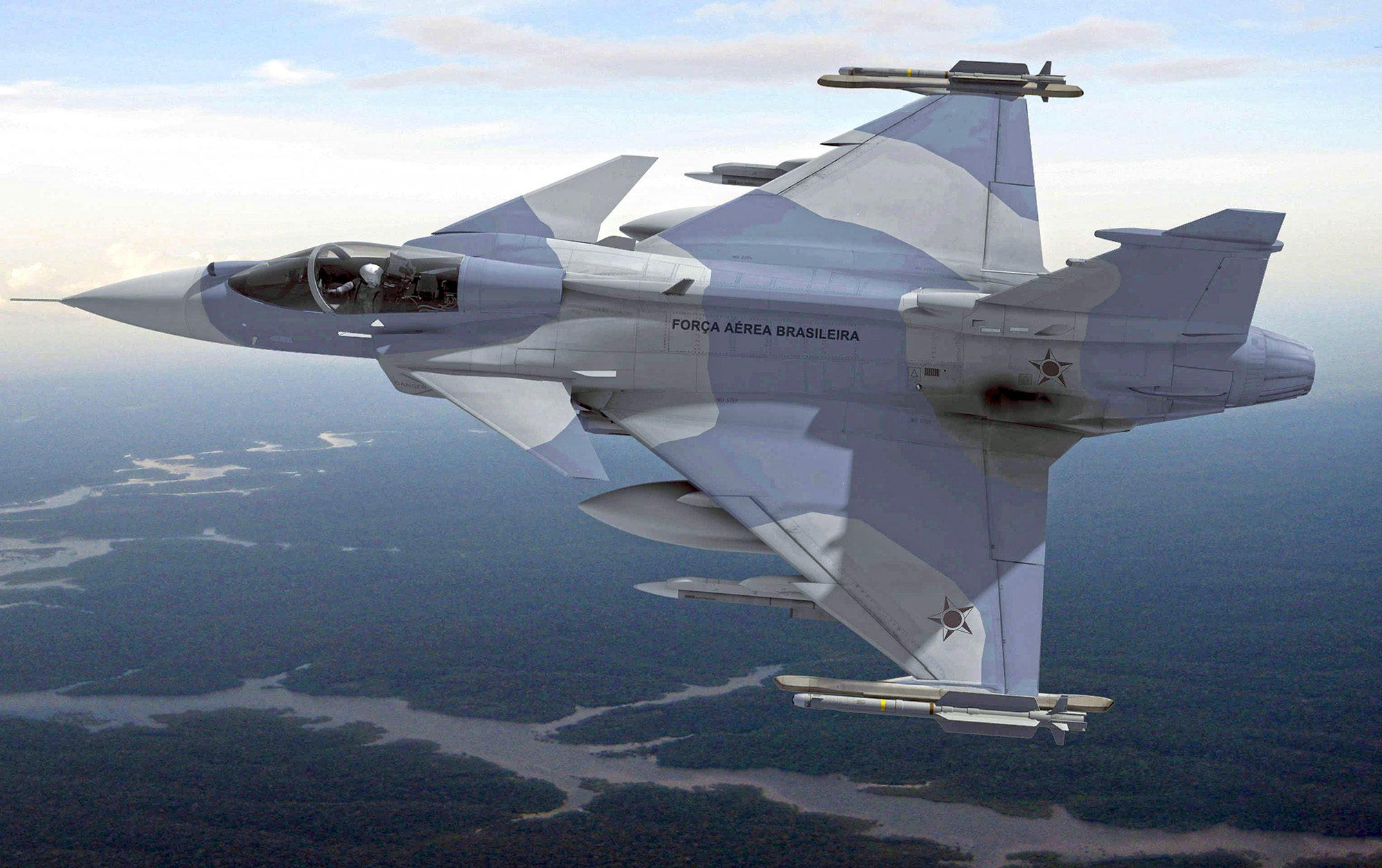Saab F-39 Gripen