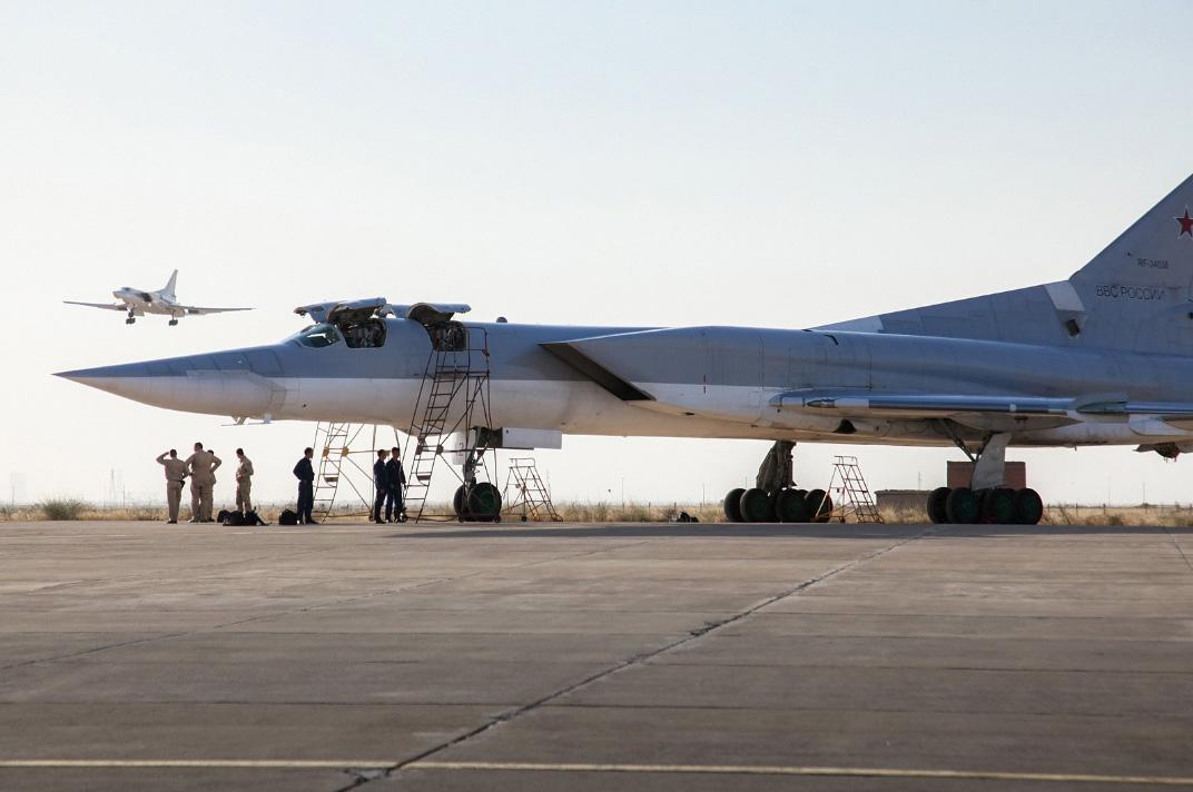 Tu-22M3 no Irã - 2