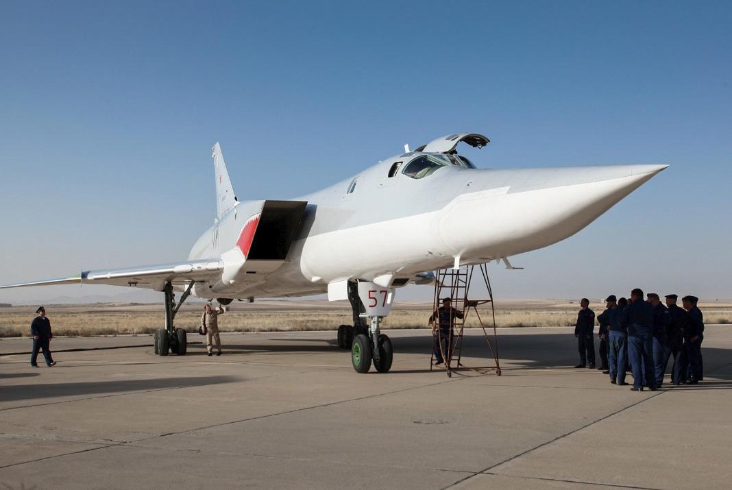 Tu-22M3 no Irã - 3