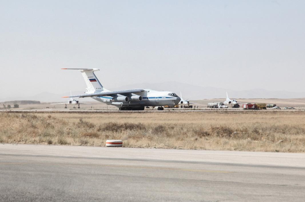 Tu-22M3 no Irã - 4