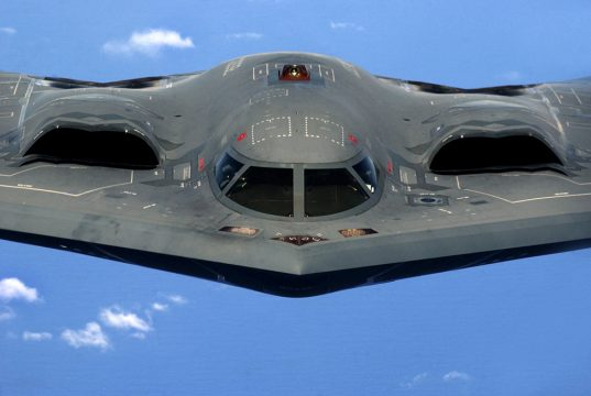 Bombardeiro stealth B-2 Spirit