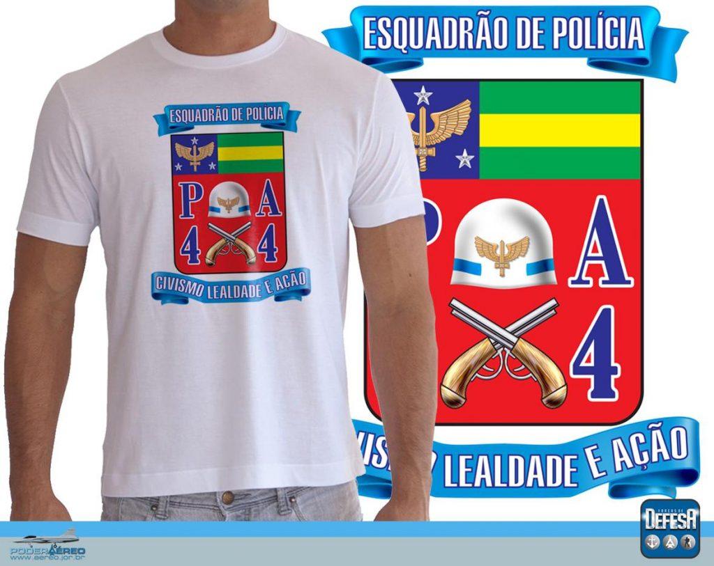 Faça sua camiseta personalizada na Defesa Store - www.defesastore.com.br