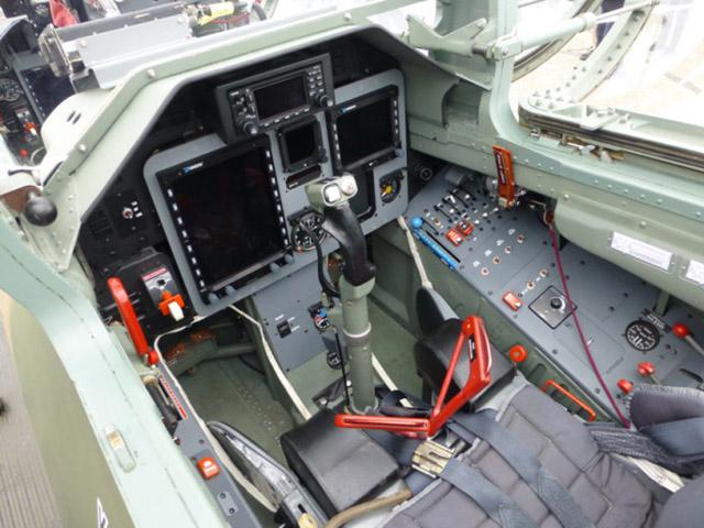 Cockpit do L-39NG