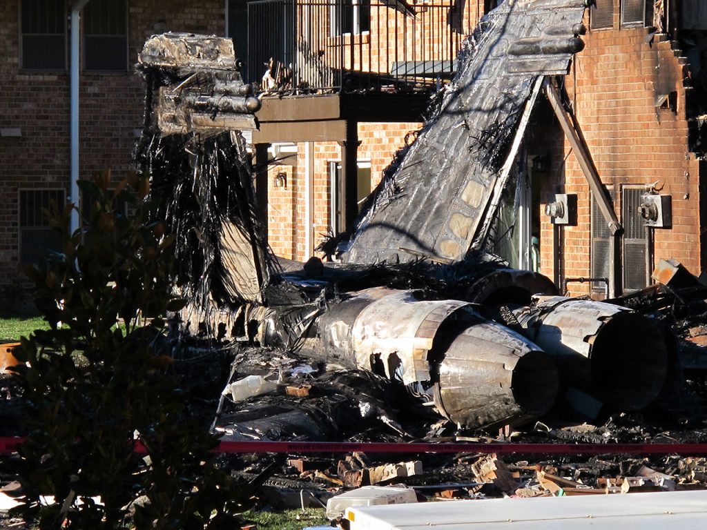 Navy F/A-18 aircraft from Naval Air Station Oceana crashed Friday, April 6, 2012