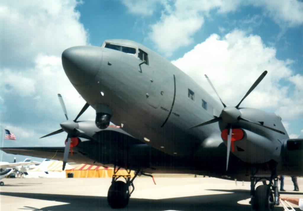 basler-bt-67-gunship