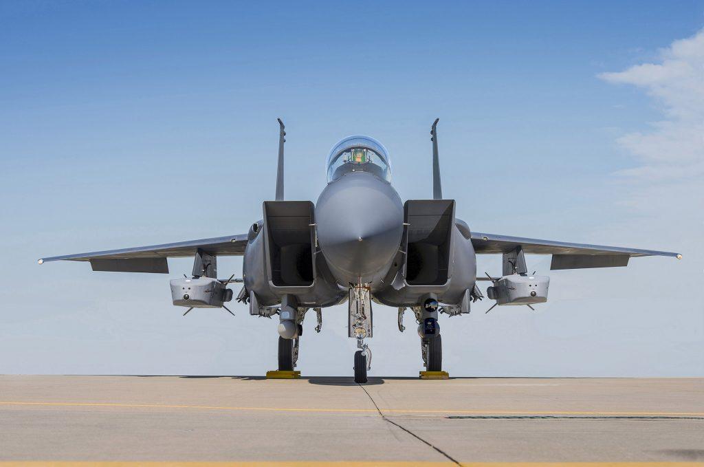 F-15 Taurus
