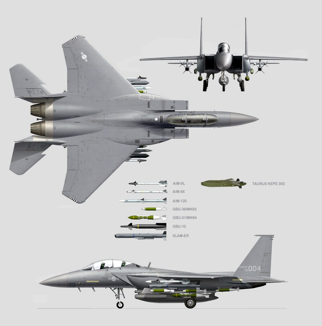 f-15k-weapons