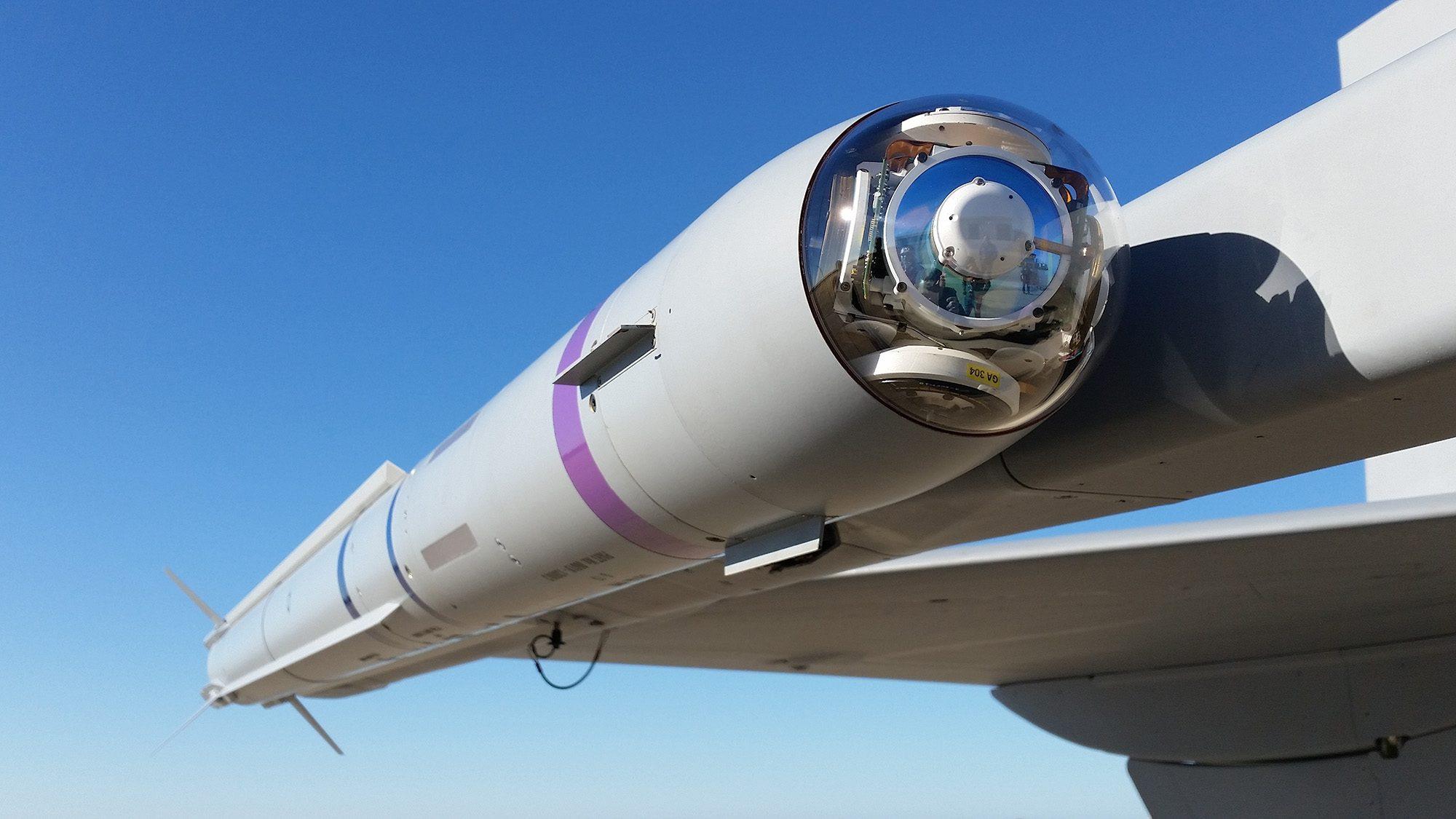 Míssil ar-ar A-Darter, de quinta geração