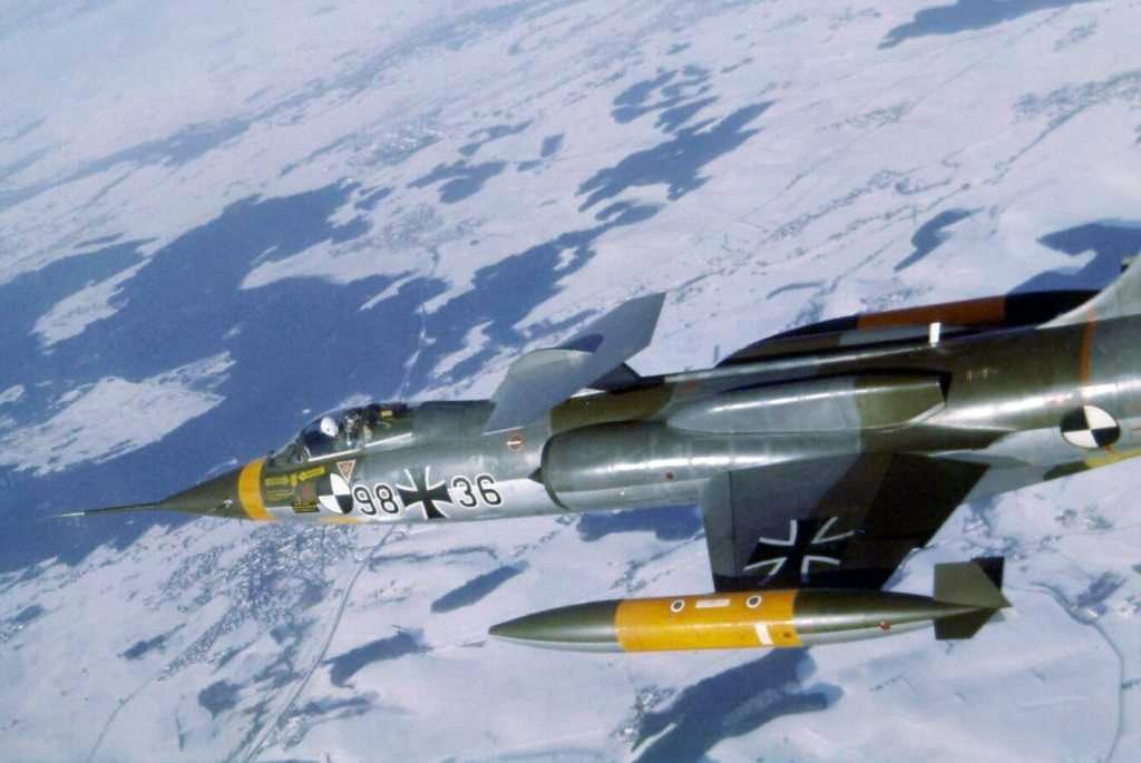 F-104 CCV
