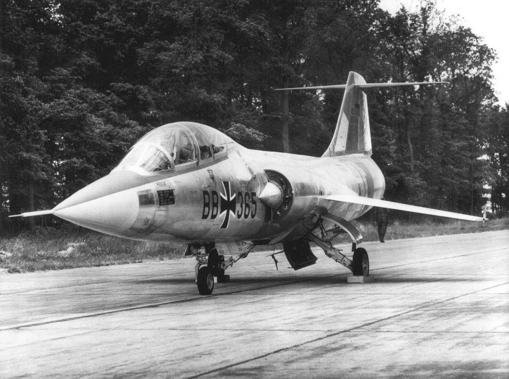 F-104 biposto