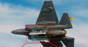 F-35 weapons-bay