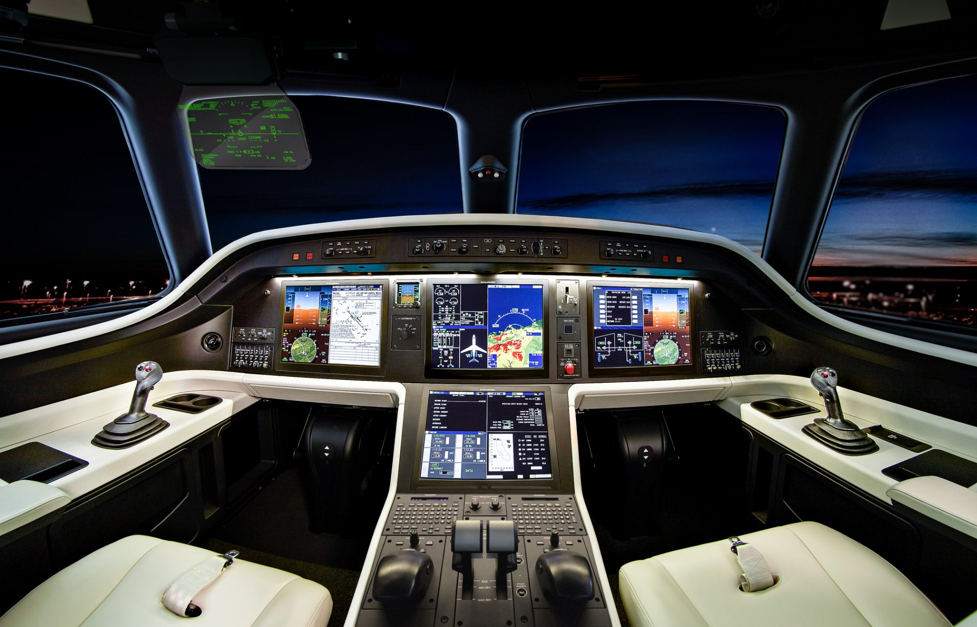 Cabine do Legacy 450/500