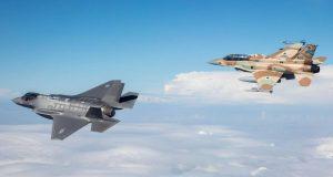 F-35I e F-16I