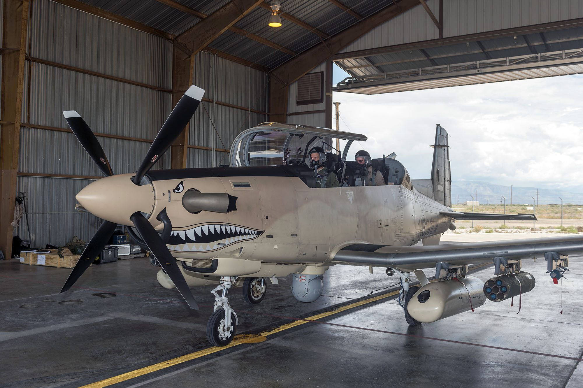AT-6B Wolverine