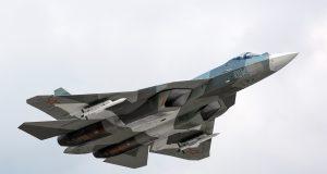 Uma versão do R-37M também poderá ser transportada pelo Su-57