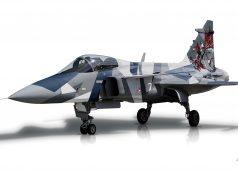 Gripen Aggressor proposto pela Saab
