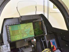 WAD no cockpit do Gripen - AEL Sistemas - Foto: Gilmar Gomes