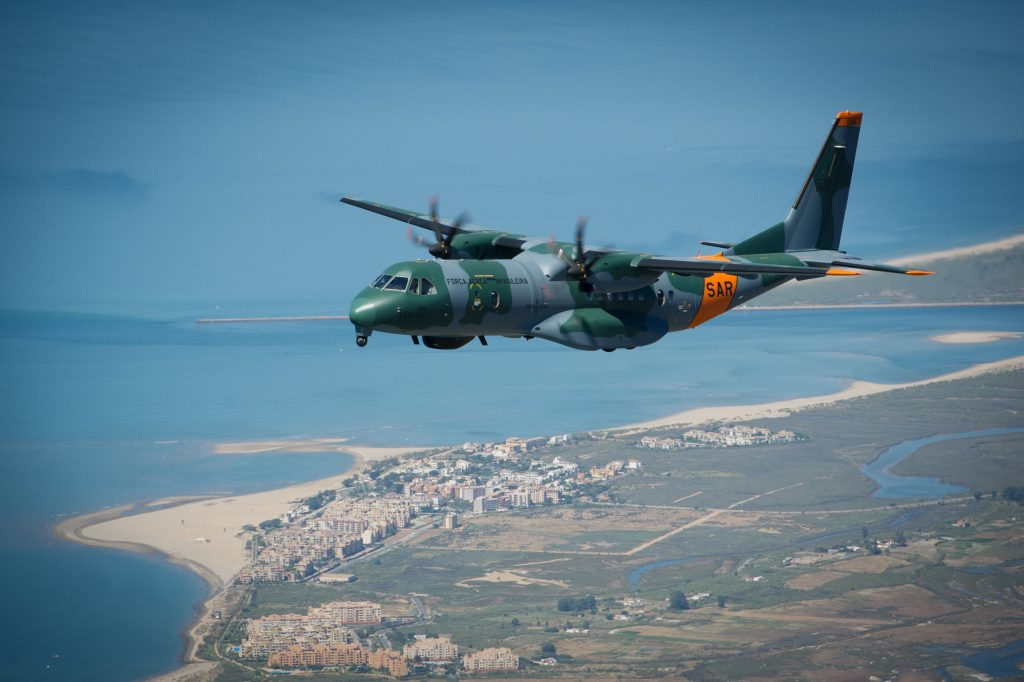C295 SAR da Força Aérea Brasileira